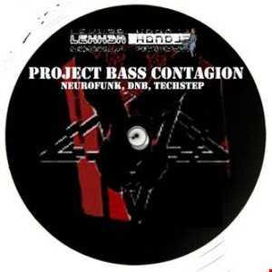 LH // ME201519 // project bass contagion // neurofunk, dnb, techstep