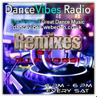 DJ P VOSSI   DANCE VIBES RADIO EP 2