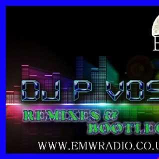 dj p vossi   remixes & bootlegs ep 117