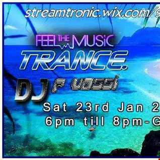 DJ P VOSSI  -  FEEL THE MUSIC TRANCE EP 65