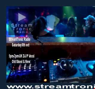 DJ P VOSSI   OLD SKOOL & NEW EP 98