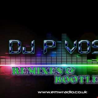 DJ P VOSSI   BOOTLEGS & REMIXES EP 125