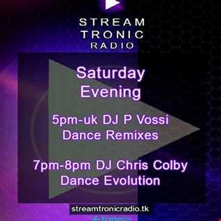 DJ P VOSSI - DANCE REMIXES EP 95