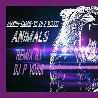 martin garrix  vs dj p vossi   animals club remix