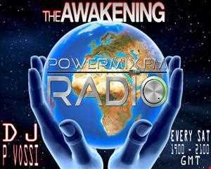 DJ P VOSSI   AWAKENING  SHOW   EP 89  13 April  2013