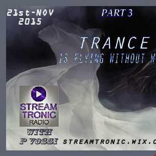 DJ P VOSSI   DANCE REMIXES TRANCE PART 3  EP 56