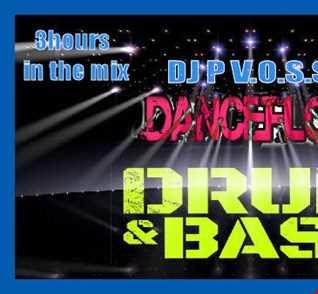DJ P VOSSI - DANCEFLOOR DRUM N BASS