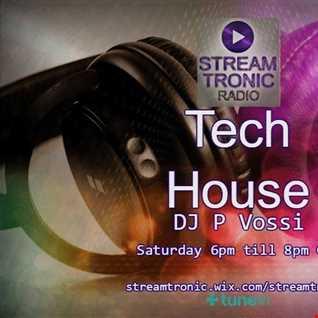 DJ P VOSSI   DANCE REMIXES TECH HOUSE EP 57