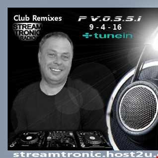 DJ P VOSSI - CLUB REMIXES EP 76