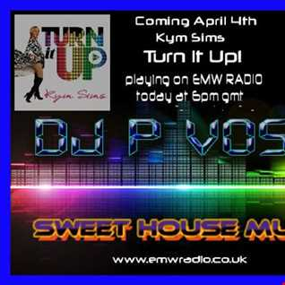 DJ P VOSSI   SWEET HOUSE MUSIC EP 121