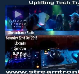 DJ P VOSSI   UPLIFTING TECH TRANCE EP 100