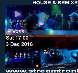 DJ P VOSSI   HOUSE & REMIXES EP 106
