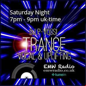 DJ P VOSSI   VOCAL TRANCE & UPLIFTING TRANCE EP 126