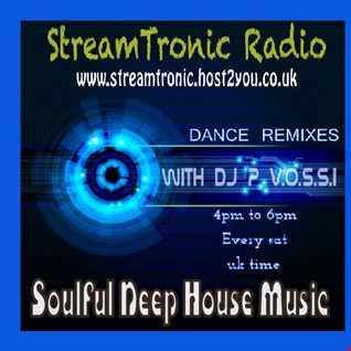 DJ P VOSSI    DANCE REMIXES EP 32