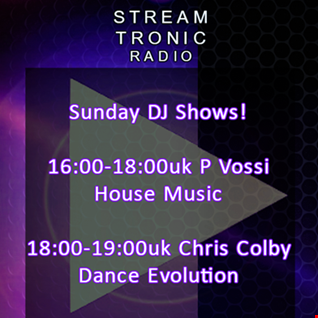 DJ P VOSSI - HOUSE MUSIC EP 93