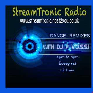 DJ P VOSSI     DANCE REMIXES EP 27
