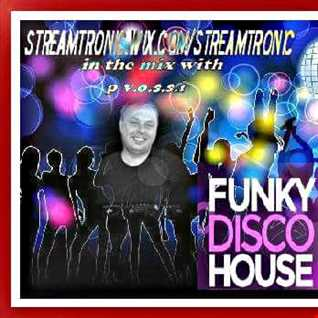 DJ P VOSSI   FUNKY DISCO HOUSE MUSIC EP 64