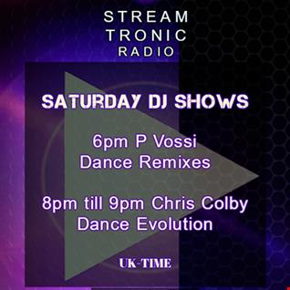 DJ P VOSSI - DANCE REMIXES EP 92
