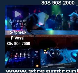 DJ P VOSSI   80S 90S 2000   EP 105