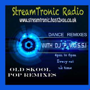 DJ P VOSSI   DANCE REMIXES OLD SKOOL POP EP 25