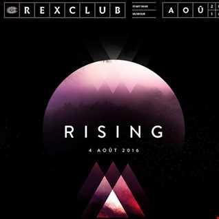 QANTVM @ Rex Club Paris for Rising Party