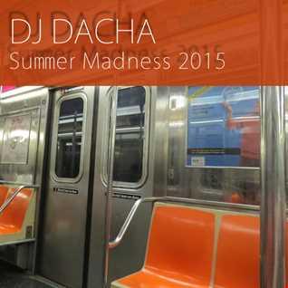 DJ Dacha - Summer Madness - DL107