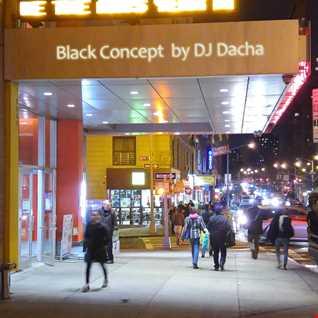 DJ Dacha - Black Concept  - DL114