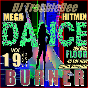 DANCEFLOOR BURNER VOL19 theMega Hitmix (Nov. 2013)