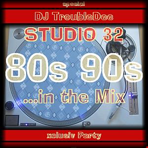 Best Jam Party Tonight - Xclusiv Disco Classics 80s 90s STUDIO 32 MASTERMIX