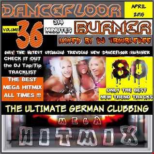 DANCEFLOOR BURNER VOL 36 the BEST Mega HITMIX ALL TIMES (april 2015)