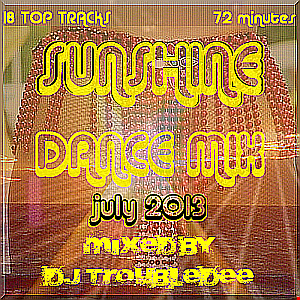 SUNSHINE DANCE MIX July 2013