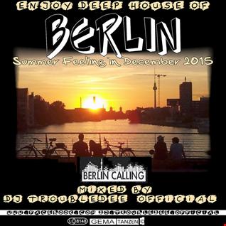 BERLIN Summer Feeling in December 2015 (Ein Sommer Tag im Winter 2015 ...Herrlich)