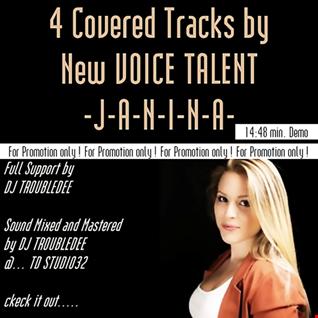 Demo Sound Mix by New Voice Talent 2017 -J-A-N-I-N-A- Sound Mix & Mastering by DJ TroubleDee @ STUDIO32 (promo mix)