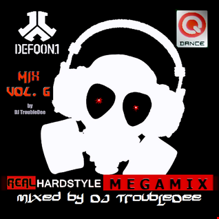 The Real HARDSTYLE the MEGAMIX Vol. 6  ((sep 2014))