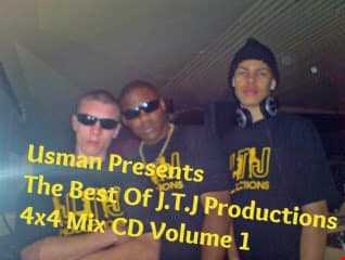 Usman Presents The Best Of J.T.J Productions 4x4 Mix CD Volume 1
