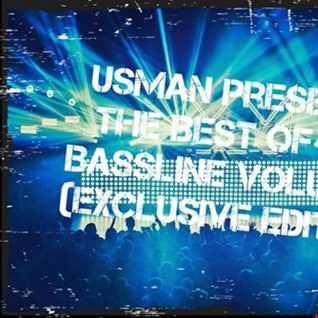 Usman Present's The Best Of 4x4 Bassline Volume 1 (Exclusive Edition)