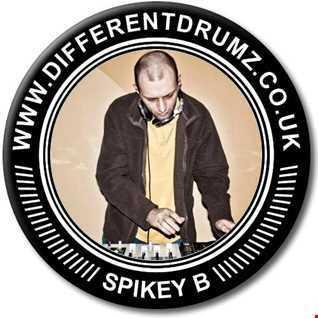 Spikey B   BlackOut Mix Oct