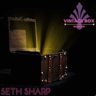 Vintage Box with Seth Sharp. March 17 2019. Reykjavik, Iceland. House music / EDM.