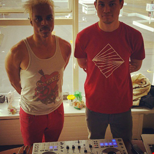 Social Distancing Covid-19 Mix with DJs Seth Sharp and Karel Reina. Reykjavik, Iceland