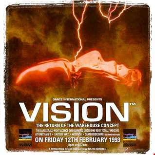 Vision The Return Of The Warehouse Concept 1993 Tribute