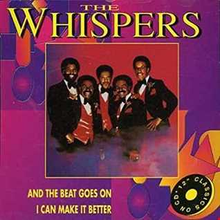 The Whispers   And the Beat Goes On (Gurge Re Edit Re Drum)