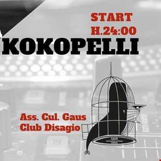 Kokopelli Live Dj Set @ Club Disagio 11.02.2018