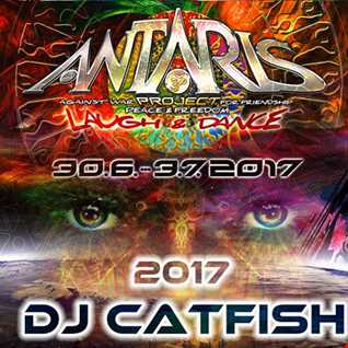Antaris Project Mix 2017 - by DJCATFISH