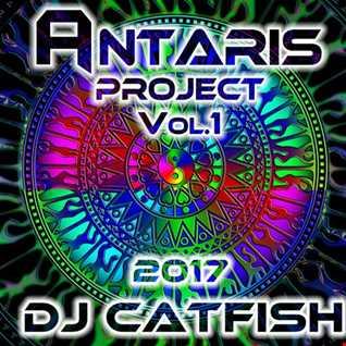 Antaris Vol.1 Mix 2017-by DJCATFISH