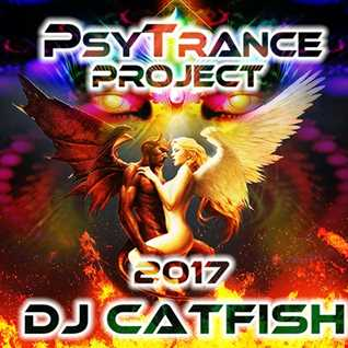 PsyTrance Mix 2017 - by DJCATFISH