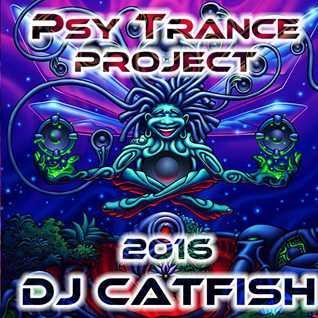 PsyTrance Mix 2016 - by DJCATFISH