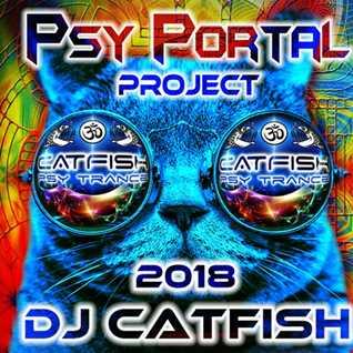 PsyPortal Mix 2018-by DJCATFISH