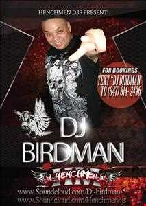 DJ BIRDMAN BANGIN THE EDM VOL1