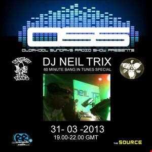 Oldskool Sundays with Neil Trix Live on Renegade Radio 107.2FM