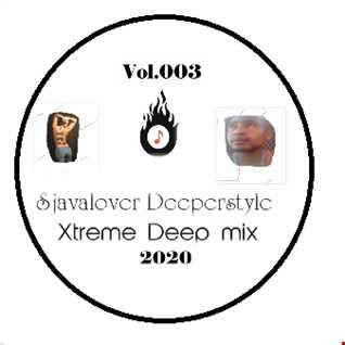 dj deeperstyle - xtreme deep vol.003 2020